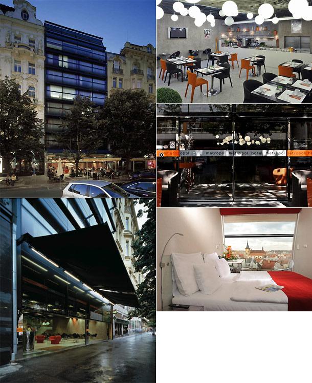 Design metropol hotel prague for Cool hotels prague