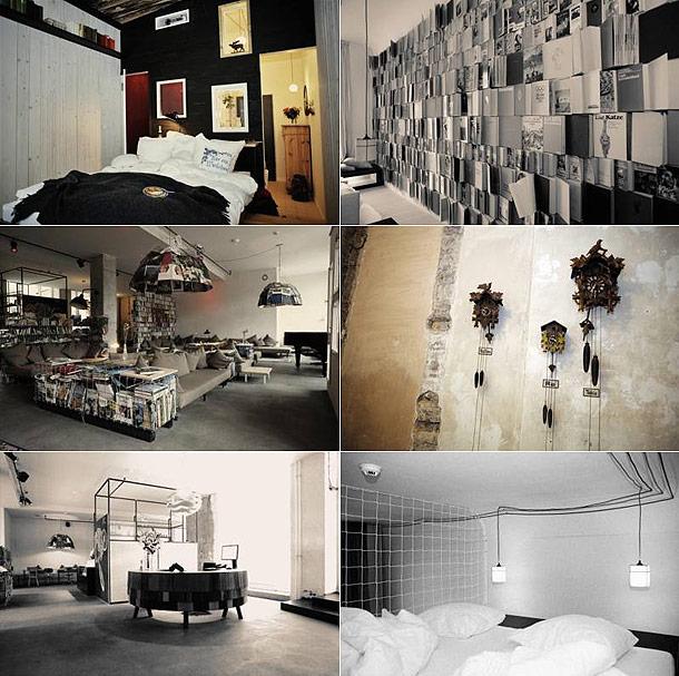 unique hotels germany. Black Bedroom Furniture Sets. Home Design Ideas