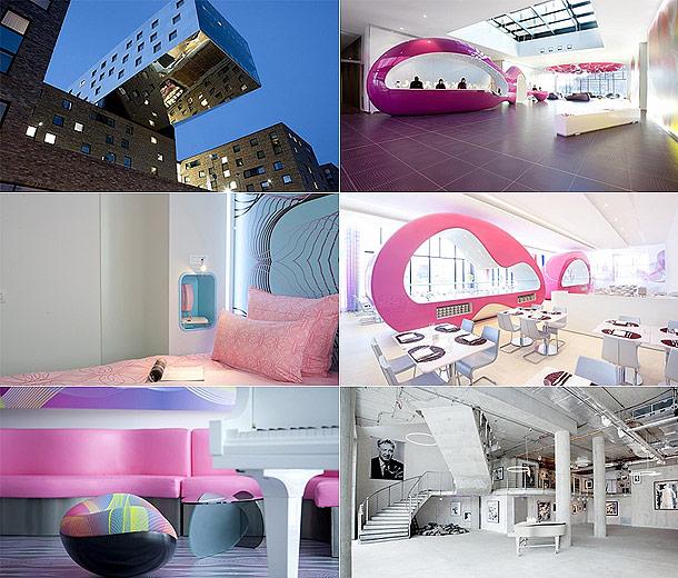 nhow berlin. Black Bedroom Furniture Sets. Home Design Ideas