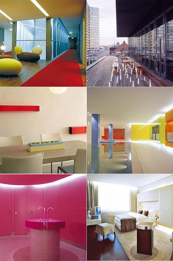 side hotel. Black Bedroom Furniture Sets. Home Design Ideas